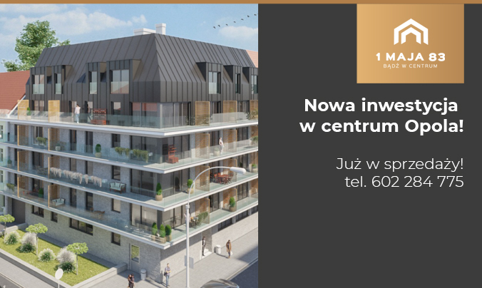 Nowa inwestycja w centrum Opola